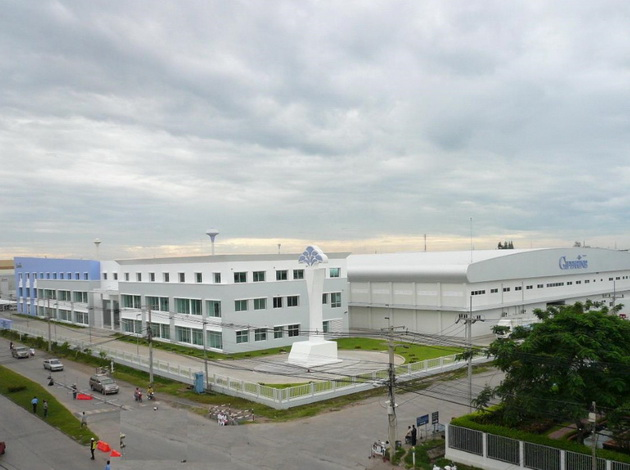 โรงงานกิฟฟารีน มาตรฐานรับรอง ความมั่นคง กิฟฟารีน